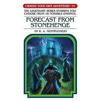 Forecast from Stonehenge by R A Montgomery - 9781933390192 Book
