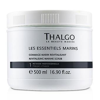 Thalgo Les Essentiels Marins Revitalising Marine Scrub (salon Size) - 500ml/16.9oz