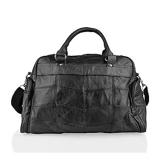 "Lorenz Medium Size Travel Holdall 19.0"" Adjustable Removable Shoulder Strap"