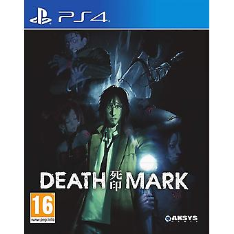Death Mark PS4-peli