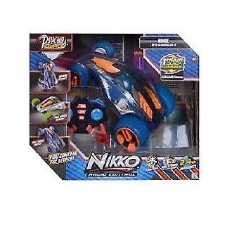 Nikko Psycho Gyro Pro Blaues Auto