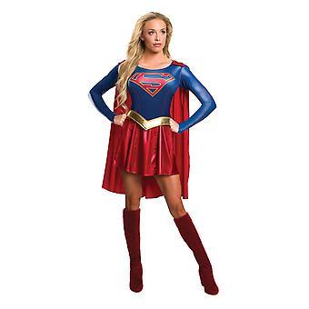 Adulto Supergirl costume