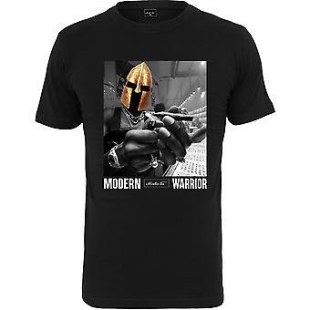 Mister Tee Shirt - MODERN WARRIOR black