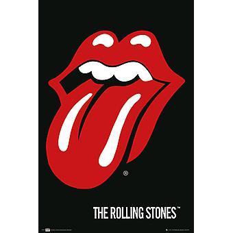 Les Rolling Stones Lips Maxi Poster 61x91.5cm