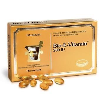 Pharmanord bio-E-vitamine 200IU 134mg caps 150