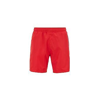 BOSS swimwear Hugo Boss golfinho nadar shorts vermelho brilhante