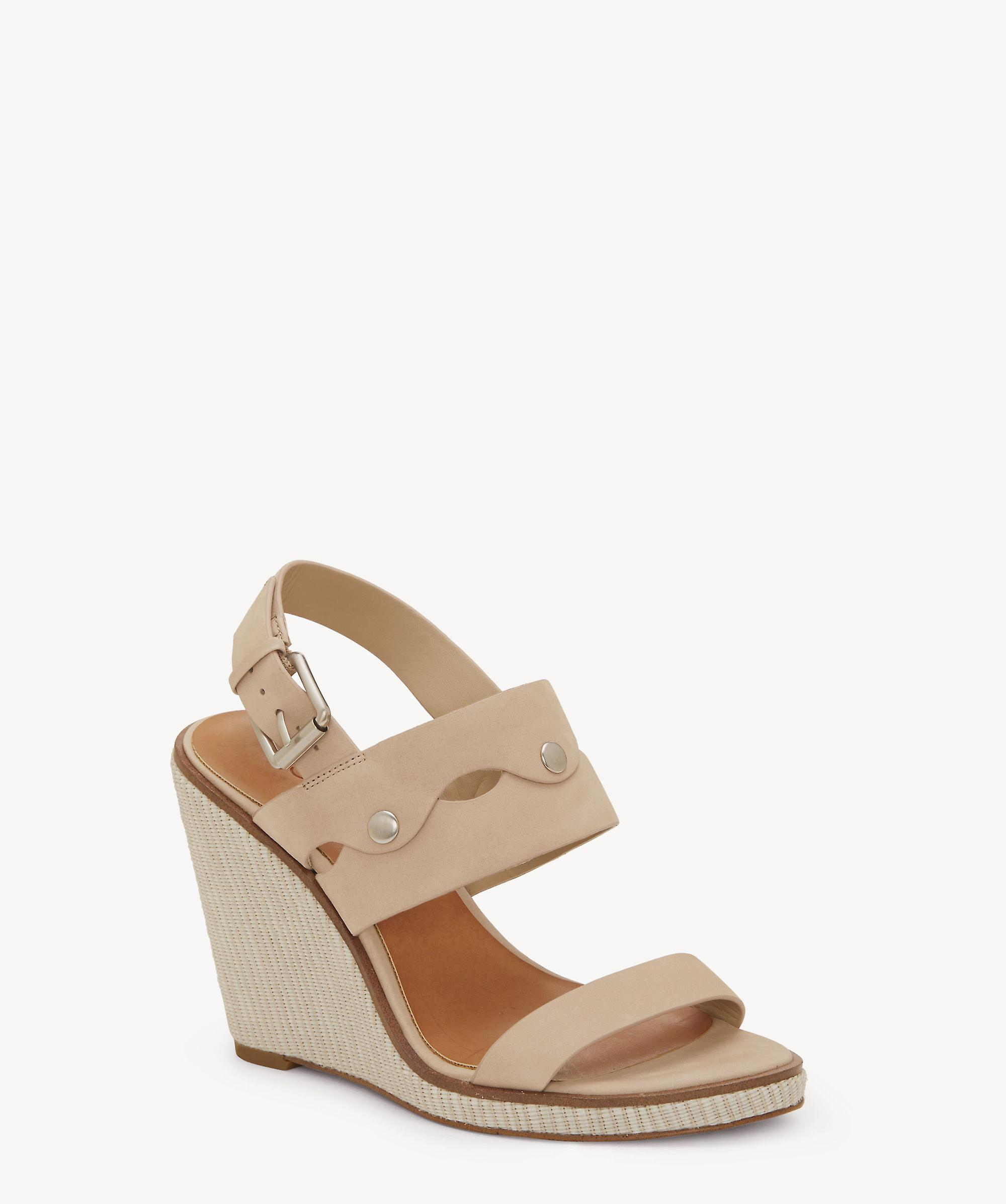 1. State Womens 1S Gizela Leather Open Toe Casual Espadrille Sandals