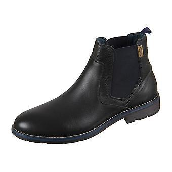 Pikolinos York M2M8318 M2M8318black chaussures masculines d'hiver universelles