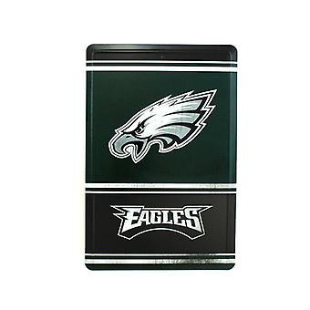 Philadelphia Eagles NFL Team Logo Tin Sign