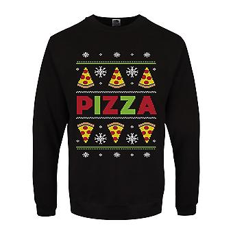 Grindstore miesten Pizza Party Christmas jumpperi
