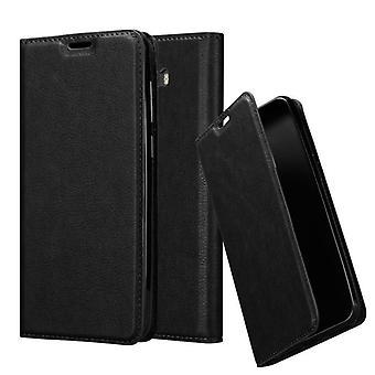 Sag til Xiaomi Pocophone F1 Foldbar telefonkasse - Cover - med standfunktion og kortbakke