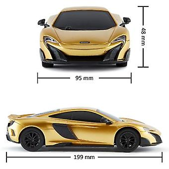 McLaren 675LT Radio Controlled Car 1:24 Scale