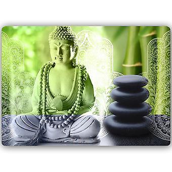 Metal Print, Buda e pedras