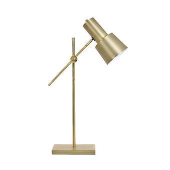 Light & Living Table Lamp 15X15X68-82 Cm Preston Antique Bronze
