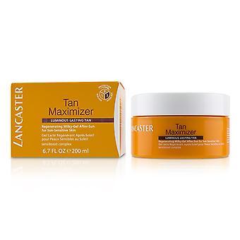 Tan Maximizer Regenerating Milky-gel After-sun For Sun-sensitive Skin - Luminous Lasting Tan - 200ml/6.7oz