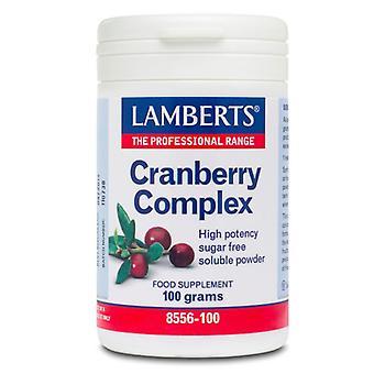 LAMBERTS karpalo monimutkainen 100g (8556-100)