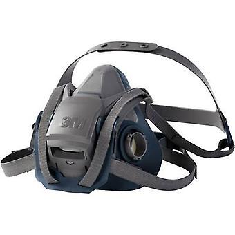 3M 6502 QL 70071668142 puoli maski hengitys suojainta w/o suodattimen koko (XS – XXL): M