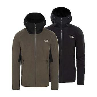 De North Face Mens Kabru FZ Fleece Hoodie