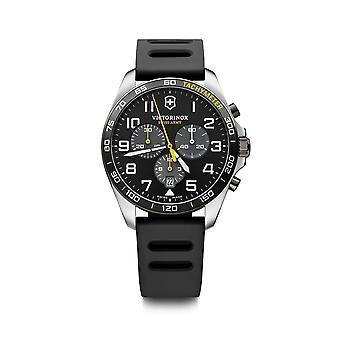 Victorinox FieldForce Sport Chronograph Swiss Made Analogue Quartz Stainless Steel Mens Watch 241892