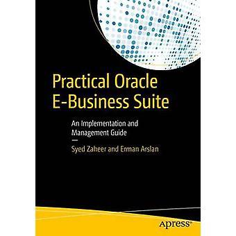 Praktische Oracle EBusiness suite van Erman Zaheer