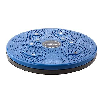 Blauwe torsie taille & heupen oefening Board voor Fitness en beweging - door TRIXES