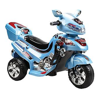 Children's electric motorcycle, tricycle C031, 12 W 6V with music and light
