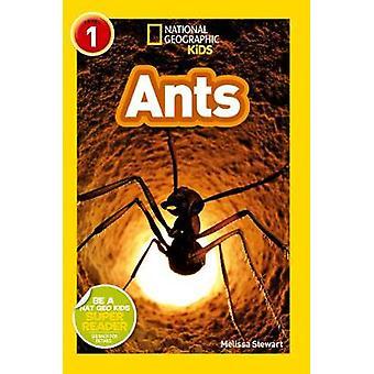 National Geographic Kids Readers Ants von Melissa Stewart