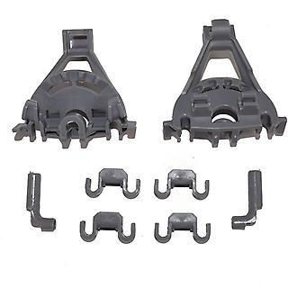 Dishwasher Lower Basket Bearing Clip Kit Multi Model Fitting