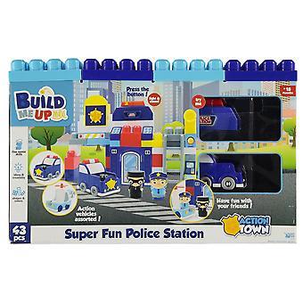 Copii happyline Build me up playset
