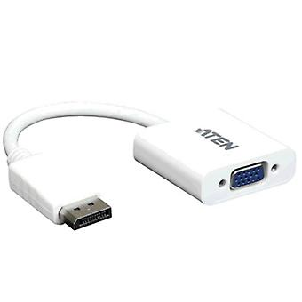 Aten VanCryst DisplayPort (M) to VGA (F) Adapter