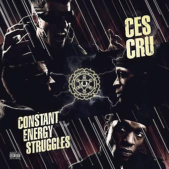 Ces Cru - Constant Energy Struggles [CD] USA import