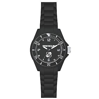 -Watch Freegun EE5253 Silicone black Gar we