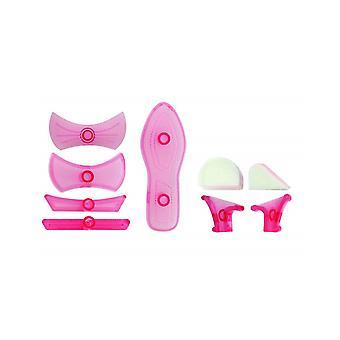 JEM 3D Lady's Shoe Cutter Zestaw 7 zawiera byłych