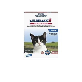 Milbemax pieni kissa 0,5 - 2 kg 2-välilehti Pk
