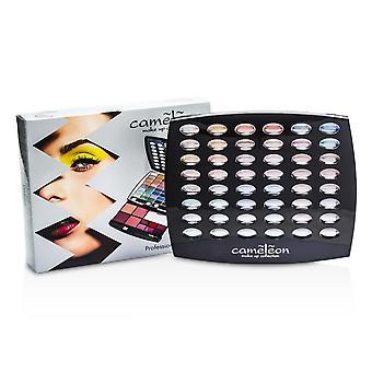 Make up kit g1665 : 48x eyeshadow, 4x blush, 6x lipgloss, 4x brush 39868 -