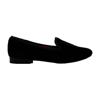 Ralph Lauren Womens Coleena Fabric Almond Toe Loafers
