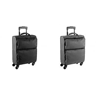 Bagbase Lightweight Spinner Carry On Luggage/Bag