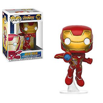 Avengers 3 Infinity War Iron Man with Wings Pop! Vinyl