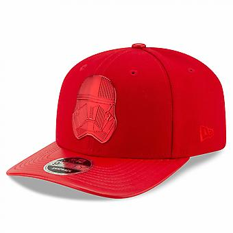 Star Wars Red Sith Troopers New Era 9Fifty Verstelbare Hoed