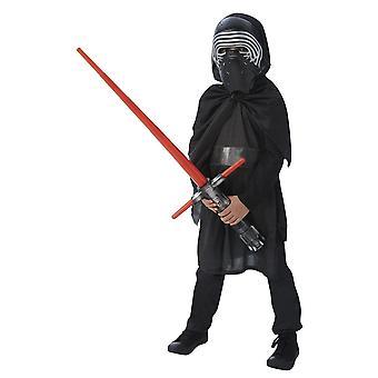Star Wars Force Herättää Pojat Kylo Ren Deluxe Puku
