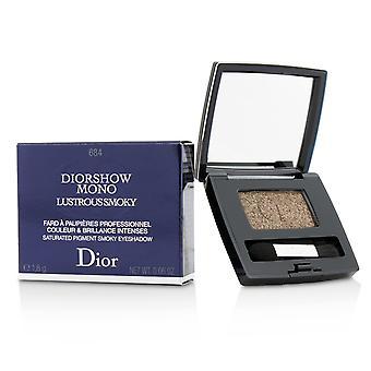 Diorshow mono glanzend rokerig verzadigd pigment rokerige oogschaduw # 684 reflectie 208202 1,8g/0,06oz