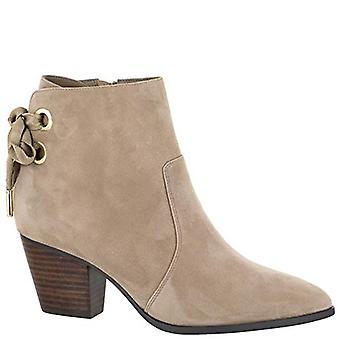 Bella Vita Women's ELKA Ankle Boot, Almond KDSD LE, 6.5 N US