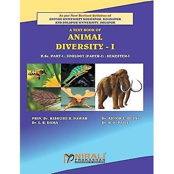 ANIMAL DIVERSITY  I by PAWAR & DR KISHORE R PAWAR