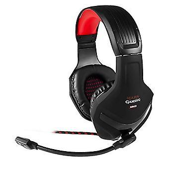 Spelörhänge med Mikrofon Mars Gaming Tacens Mars Gaming (MH2)