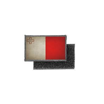 Patch ecusson prints vintage badge flag malt
