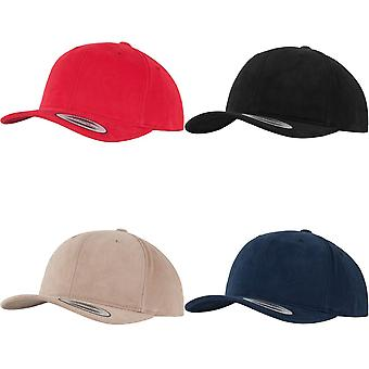 Flexfit by Yupoong Brushed Twill Mid-Profile Cap