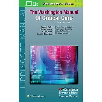 The Washington Manual of Critical Care by Marin Kollef - 978149632851