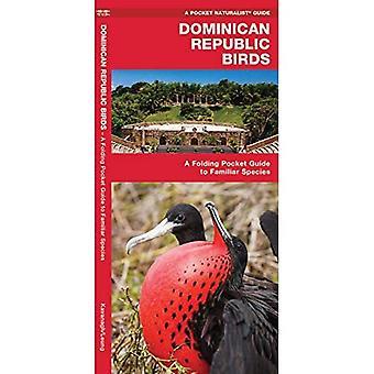 Dominican Republic Birds (Pocket Naturalist Guide Series)