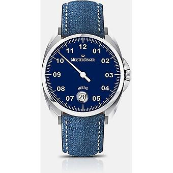 MeisterSinger Men's Watch ME908_SD04-1