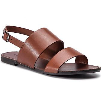 Vagabond tia cognac sandalen dames bruin